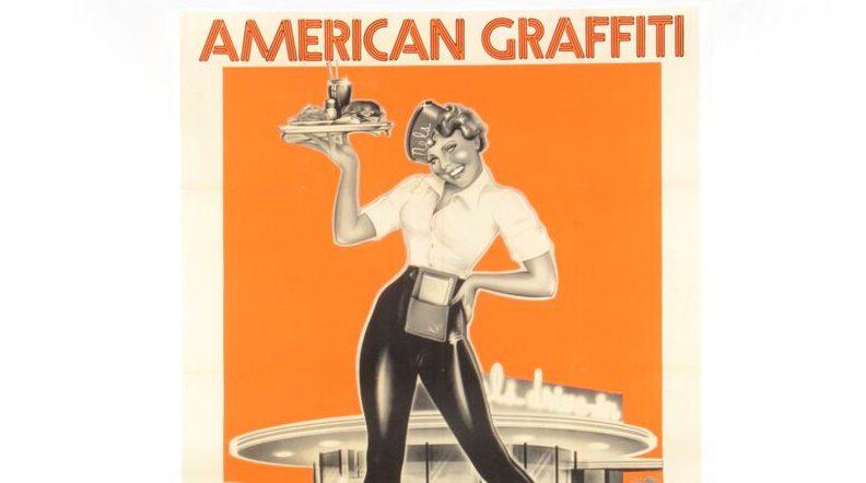 american graffiti french movie poster