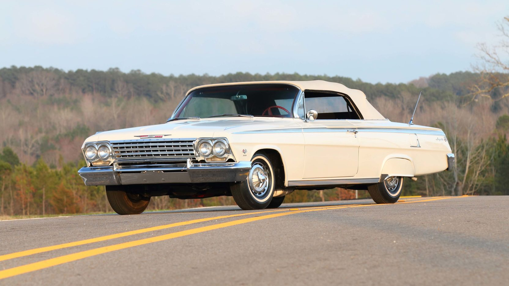 1962 Chevrolet Impala SS Convertible   S131   Indy 2015 Full Screen