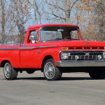 1966 Ford F100 Pickup F248 Indy 2015