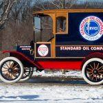 1915 Ford Model T Delivery Truck S200 1 Indy 2016