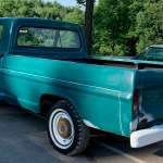 1967 Ford F100 Pickup J66 Indy 2020