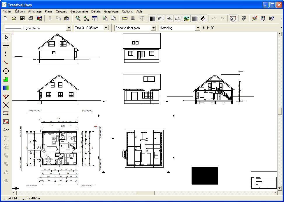 Architecte 3DHD Arcon 14
