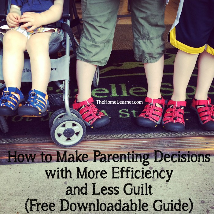 How-to-Make-Parenting-Decisions-with-More-Efficiency-and-Less-Guilt-Free-Downloadable-Guide-e1434711736205