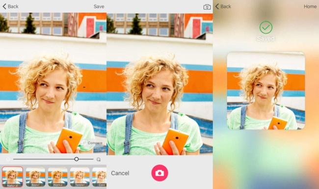 Aplicacion de Microsoft para iOS