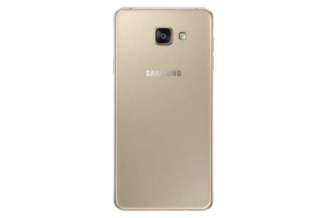 Samsung Galaxy A7 2016 oro
