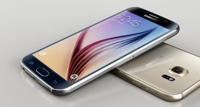 Carcasa del Samsung Galaxy S6