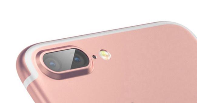 Doble camara del iPhone 7 Plus
