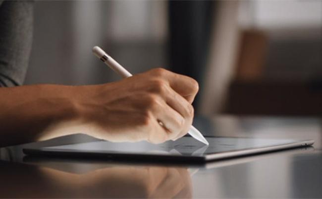 Apple Pencil del iPad Pro