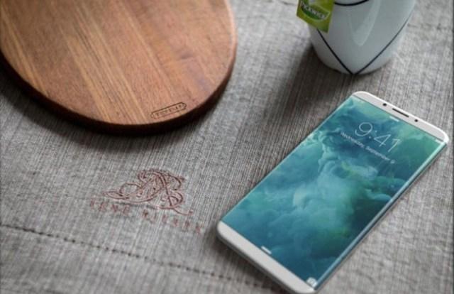Pabntalla curva para el iPhone ocho Plus