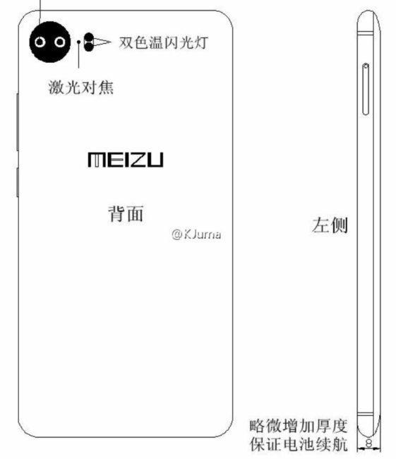 imágenes del Meizu Pro 7