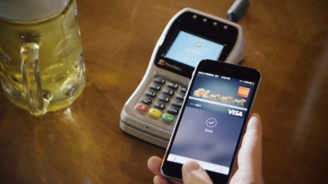 pagando con apple pay