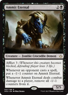 Image result for ammit eternal