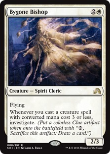 Image result for bygone bishop mtggoldfish
