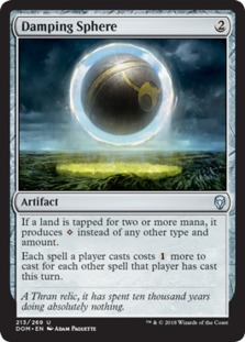 Image result for damping sphere mtggoldfish
