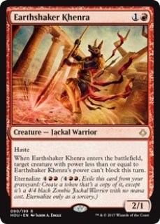 Image result for earthshaker khenra