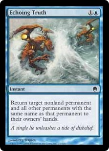 Image result for echoing truth mtggoldfish