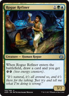 Image result for rogue refiner mtggoldfish