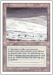 Image result for tundra mtggoldfish