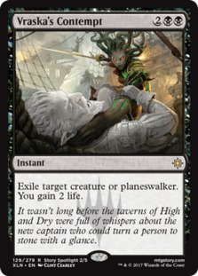 Image result for vraska's contempt mtggoldfish