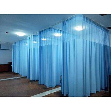 hospital curtain track system hospital