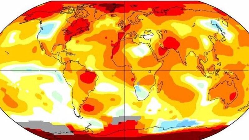 Dünya 'ölümcül' zirveye yaklaşıyor (Bilim insanları tarih verdi) - 143