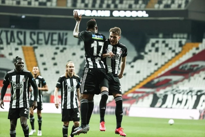 7-goal Besiktas victory - 12