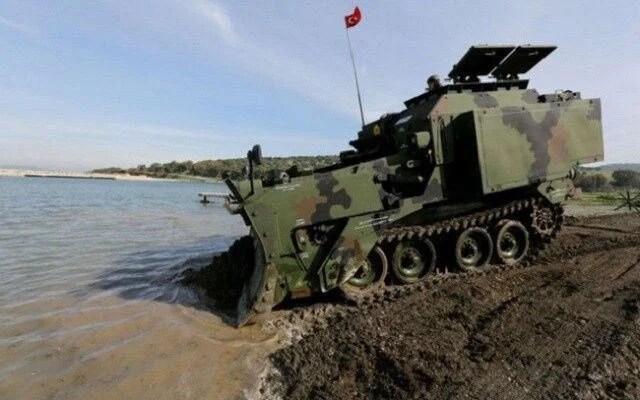 Türkiye'nin ilk silahlı insansız deniz aracı, füze atışlarına hazır - 198
