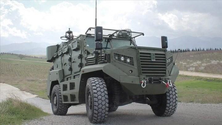 Türkiye'nin ilk silahlı insansız deniz aracı, füze atışlarına hazır - 160
