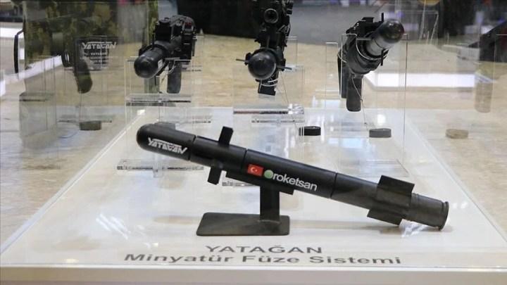 Türkiye'nin ilk silahlı insansız deniz aracı, füze atışlarına hazır - 126