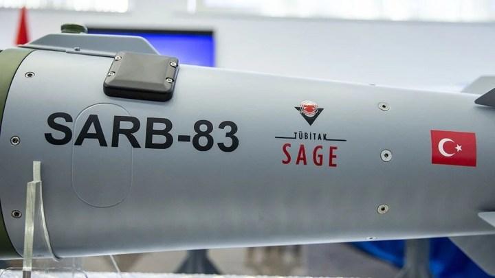 Türkiye'nin ilk silahlı insansız deniz aracı, füze atışlarına hazır - 64