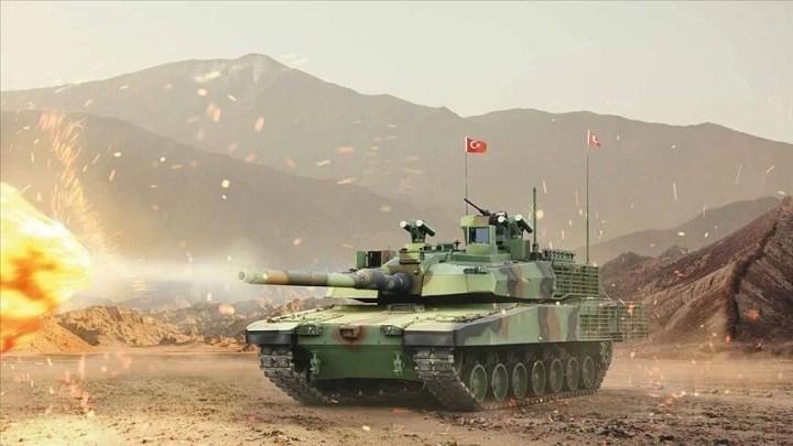 Türkiye'nin ilk silahlı insansız deniz aracı, füze atışlarına hazır - 90