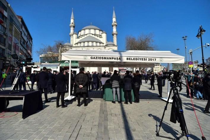 A ceremony was organized for the nobleman's mother (President Erdogan also attended) - 4