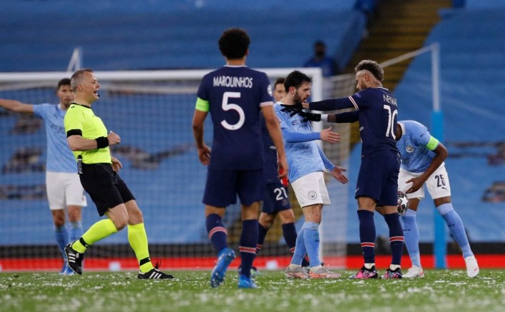 The first finalist of the Champions League has been announced (the result of the match Manchester City - Paris Saint Germain) - 11