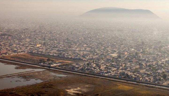 Kuzey Amerika'nın en kalabalık kenti toprağın altına çöküyor: Milyonlarca kişi tehlikede