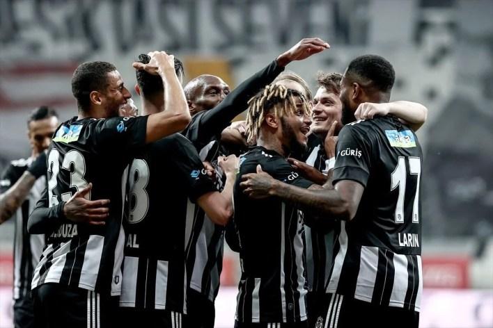 7-goal Besiktas victory - 14