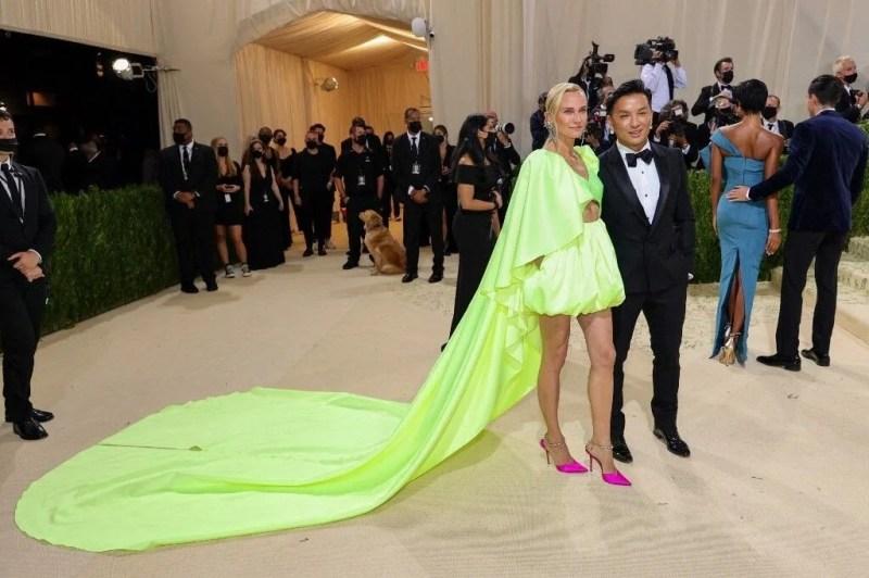 2021 MET Gala'nın en ilginç kıyafetleri - 30
