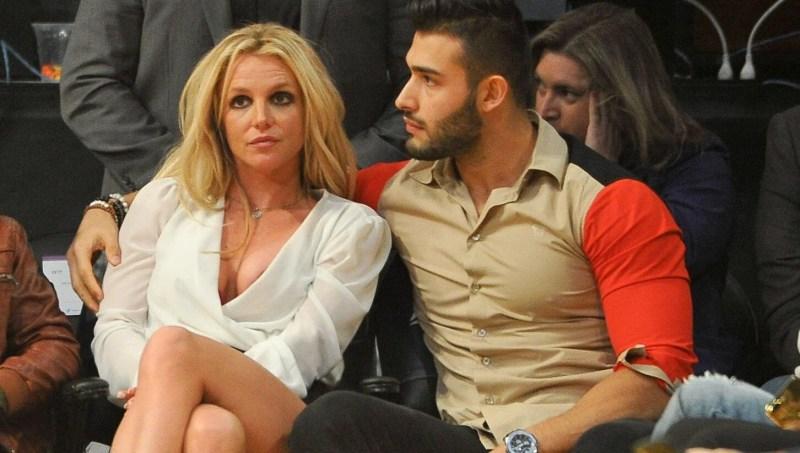 Britney Spears'ın nişanlısının eski sevgilisi: Sam turnayı gözünden vurdu