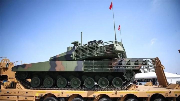 Türkiye'nin ilk silahlı insansız deniz aracı, füze atışlarına hazır - 60