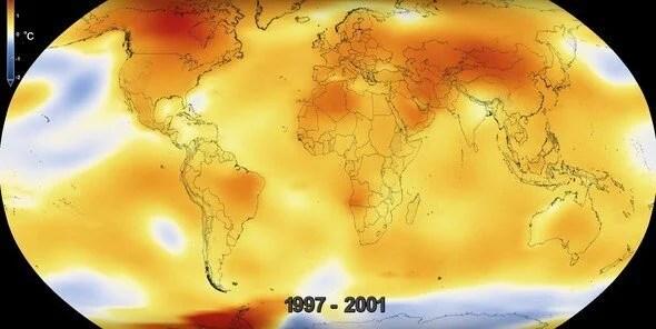 Dünya 'ölümcül' zirveye yaklaşıyor (Bilim insanları tarih verdi) - 127