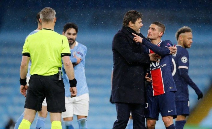 The first finalist of the Champions League has been announced (the result of the match Manchester City - Paris Saint Germain) - 10