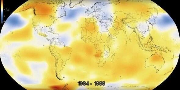 Dünya 'ölümcül' zirveye yaklaşıyor (Bilim insanları tarih verdi) - 114