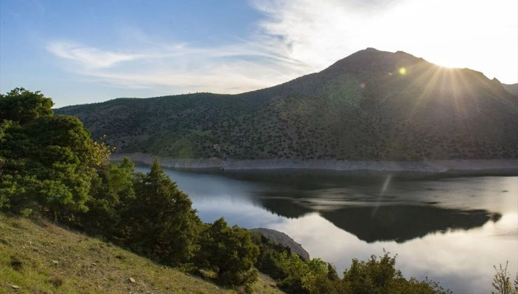 Tunceli'nin saklı cenneti: Gemici Vadisi
