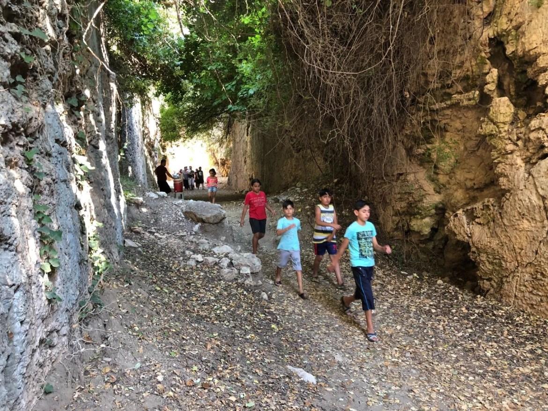 Bin esirin yaptığı mühendislik harikası 'Titus Tüneli'ne turist akını - 8