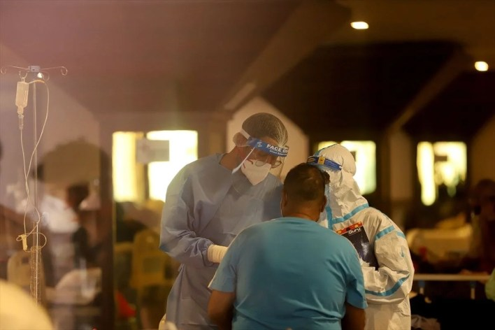 Record death toll in Covid-19 epidemic in India - 7