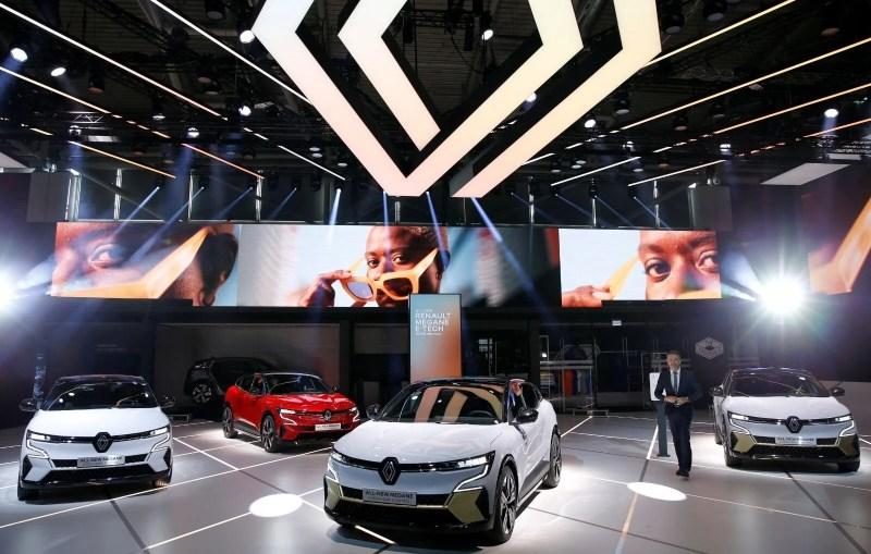 Yeni Megane E-Tech Electric, Münih'te görücüye çıktı - 1