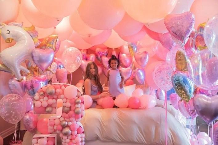 Khloe Kardashian's daughter Dogru is 3 years old - 6