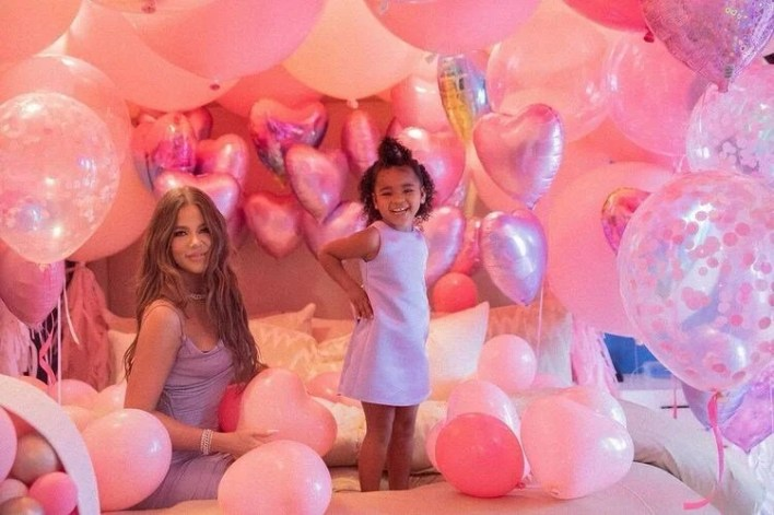 Khloe Kardashian's daughter Dogru is 3 years old - 5