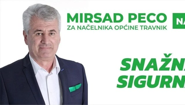 Bosna Hersek'te Covid-19'dan ölen aday seçimi kazandı