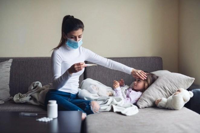 Corona virüse yakalanan her 10 çocuktan biri uzun Covid'den muzdarip - 1