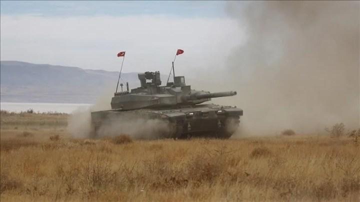 Türkiye'nin ilk silahlı insansız deniz aracı, füze atışlarına hazır - 88